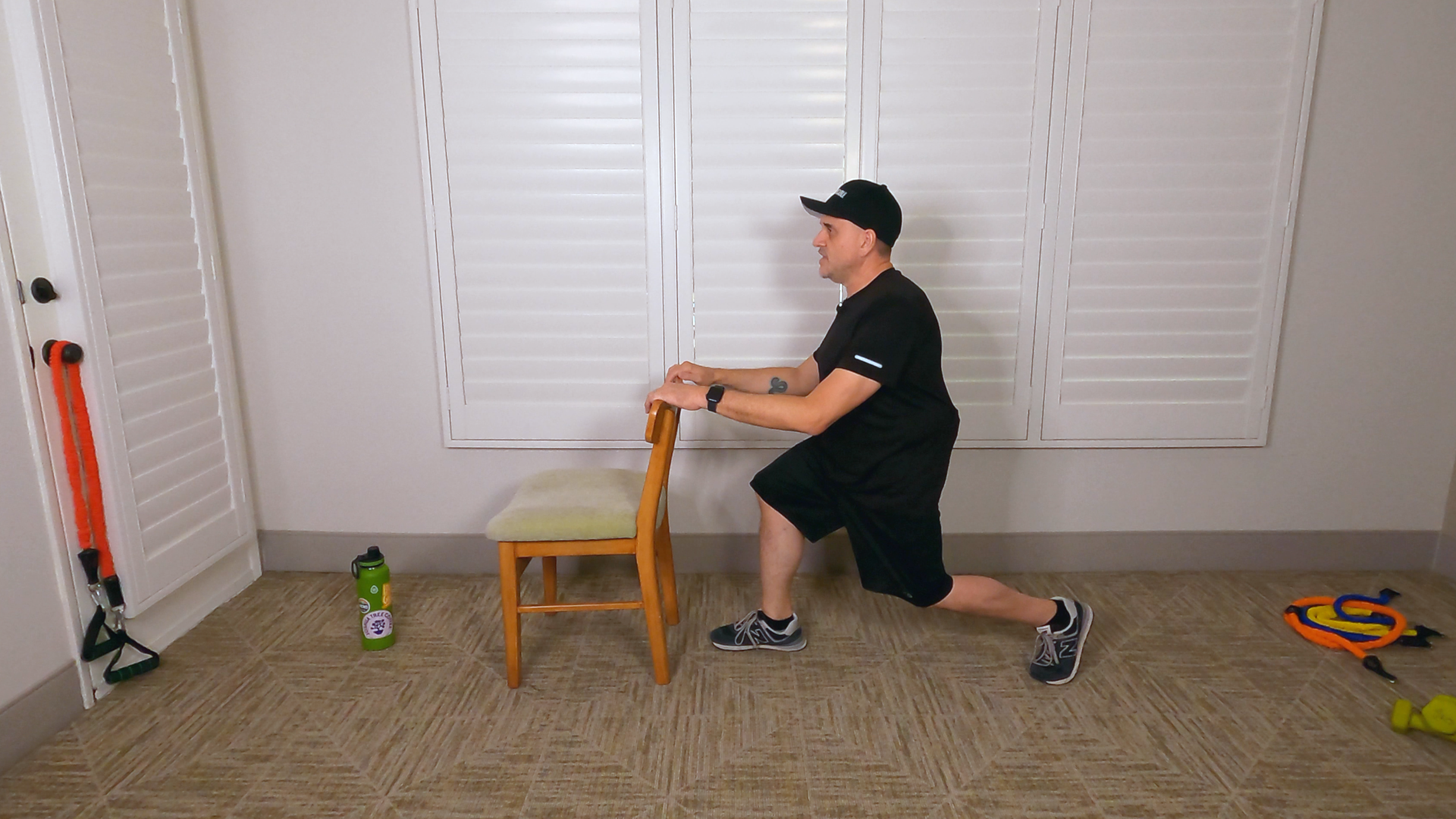 CHAIR ISO LUNGE - UB